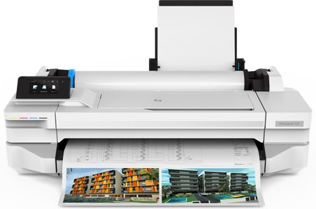 HP Designjet T125 24-inch - (5ZY57A)