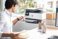 HP Multifunksjon HP OfficeJet Pro 9010 (3UK83B)
