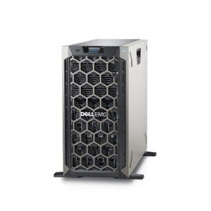 DELL PowerEdge T340 Tower Server - 1 x Xeon E-2124 - 8 GB RAM - 1 TB (1 x 1 TB) HDD - Serial ATA Controller - 1 Processor Support - 64 GB RAM Support - DVD (FFCCN)