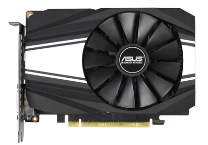 ASUS GeForce GTX 1660 PHOENIX Skjermkort,  PCI-Express 3.0, 6 (PH-GTX1660-O6G)