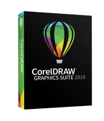 COREL CORELDRAW ESD Graphics Suite 2019 (ML) (ESDCDGS2019EU)