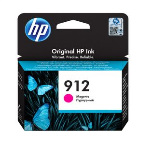 HP 912 Magenta Original Ink Cr (3YL78AE#BGY)
