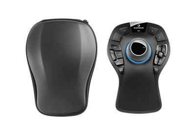 3DCONNEXION SpaceMouse Pro Wireless (New) (3DX-700075)