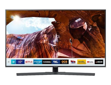 "SAMSUNG 65"" UHD LED Smart TV Ultra-HD(4K),  HDR, Dynamic Crystal Color (UE65RU7405UXXC)"