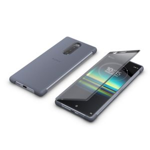 SONY STYLE COVER TOUCH SCTI30 XPERIA 1 GREY (1318-5951)
