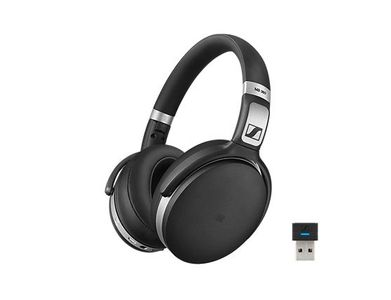 SENNHEISER MB 360 WIRELESS BT ANC HEADSET, USB DONGLE / USB CABLE , STORAGE POUCH, MS (508362)