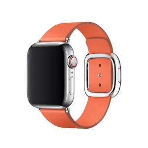 APPLE 40mm Modern Buckle - Klockrem - Medium - solnedgång - för Watch (38 mm, 40 mm) (MV6R2ZM/A)