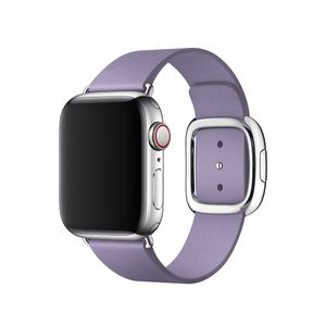 APPLE 40mm Modern Buckle - Klockrem - Medium - lila - för Watch (38 mm, 40 mm) (MV6V2ZM/A)