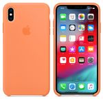 APPLE iPhone Xs Max Silicone Case Papaya (MVF72ZM/A)