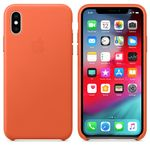 APPLE iPhone Xs Leather Case Sunset (MVFQ2ZM/A)