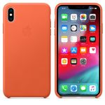 APPLE iPhone Xs Max Leather Case Sunset (MVFY2ZM/A)