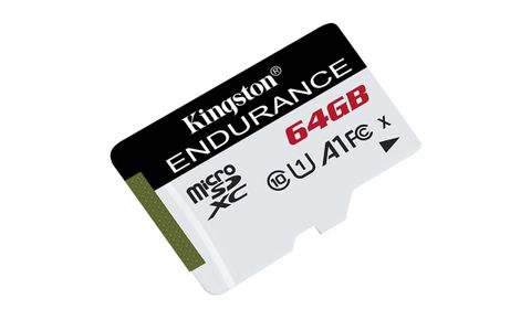KINGSTON High Endurance 64GB microSDXC,  95R/30W (SDCE/64GB)