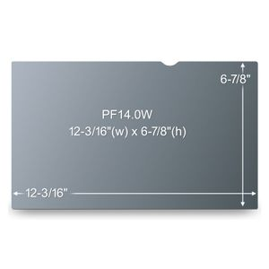 3M Anti-Glare Filter f/ Widescreen (AG14.0W9)