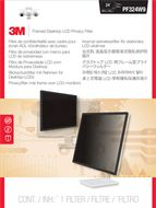 3M PF324W9 FRAMED PRIVACY FILTER 23-24IN / 58.4-61.0 / 16:9 ACCS (98044060618)