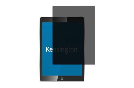 KENSINGTON privacy filter 2 way adhesive for iPad Air/iPad P (626395*10)