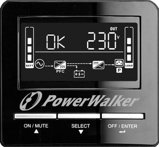 POWERWALKER Basic VI 1000 SB (10121068)