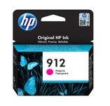 HP 912 Magenta Ink Cartridge (3YL78AE#301)