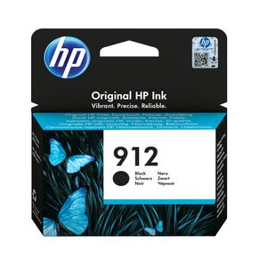 HP 912 Black Ink Cartridge (3YL80AE#301)