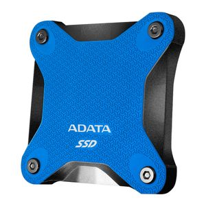 A-DATA ADATA SD600Q Ext SSD 480GB 440/ 430Mb/ s Blue (ASD600Q-480GU31-CBL)
