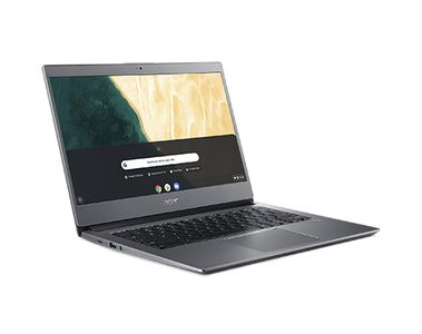 "ACER Acer CB714-1WT-C8E0 - 14"" FHD IPS Multi-touch LCD - Intel® Celeron® Processor 3867U - 4 GB DDR4 Memory - eMMC 64GB - N - CHROME (NX.HAXED.005)"