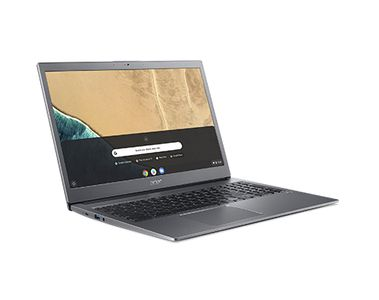 ACER Chromebook 715 CB715-1WT-386P i3-8130U 15.6inch FHD ComfyView IPS Multi-Touch LCD 8GB DDR4 64GB eMMC 4-cell Chrome OS (NX.HB1ED.014)