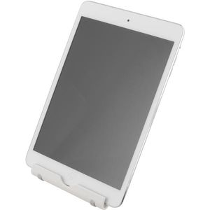 DELTACO foldable pad stand, White plastic (ARM-430)