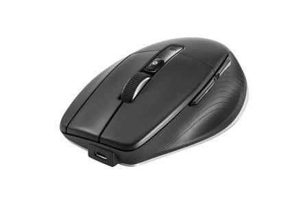3DCONNEXION Cadmouse Pro Wireless Optisk 7200dpi Mus Svart (3DX-700078)