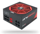 CHIEFTEC PowerPlay 650W ATX 12V 80 PLUS Gold Active PFC 140mm silent fan
