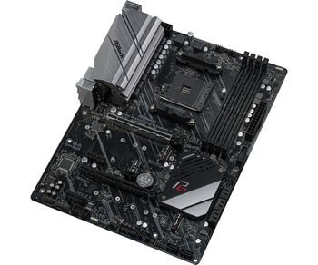 ASROCK X570 PHANTOM GAMING 4 Bundkort - AMD X570 - AMD AM4 socket - DDR4 RAM - ATX (90-MXBAU0-A0UAYZ)