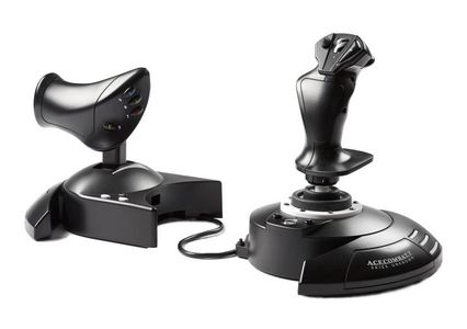 THRUSTMASTER Joystick T.Flight Hotas One Ace Combat7 Ed.(XBO/ PC) retail (4460153)