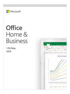 MICROSOFT OFFICE HOME AND BUSINESS 2019 SWEDISH EUROZONE MEDIALESS       SW PKC (T5D-03217)