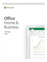 MICROSOFT OFFICE HOME AND BUSINESS 2019 SWEDISH EUROZONE MEDIALESS SW