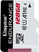 KINGSTON High Endurance 128GB microSDXC,  95R/45W