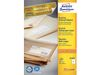 AVERY Addressing Labels  Big Envelopes  (No QuickPEEL)105 x 148 mm (LR3483)