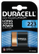 DURACELL Ultra Photo 223 Battery, 1pk