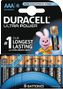DURACELL Ultra Power AAA Batteries,  8pk