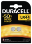 DURACELL Electronics LR44 Battery (2)