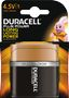 DURACELL Plus Power MN1203 4.5V Battery, 1pk
