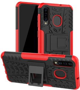 CoreParts A20/ A30/ A50 Red Cover (MOBX-COVER-A20/A30/A50-R)