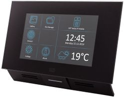 2N Indoor Touch 2.0 WiFi, Black (91378376)