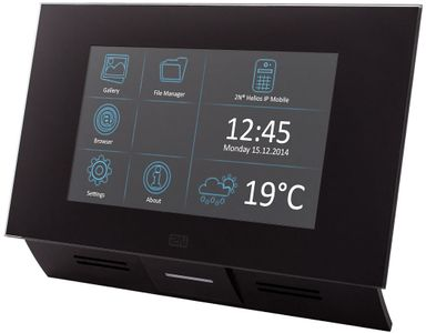 2N 2N® Indoor Touch 2.0, Black (91378375)