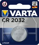 VARTA 1 electronic CR 2032 (06032101401)