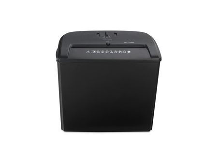 EDNET PAPER SHREDDER X5 WITH CD/ DVD/ CREDIT CARD SLOT     IN ACCS (91606)