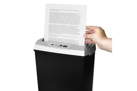 EDNET STRIP-CUT SHREDDER S7CD GR PERP (91605)