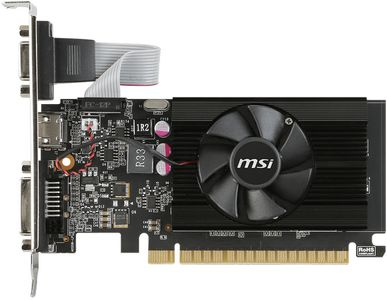 MSI GT 710 1GD3 LP (GT 710 1GD3 LP)