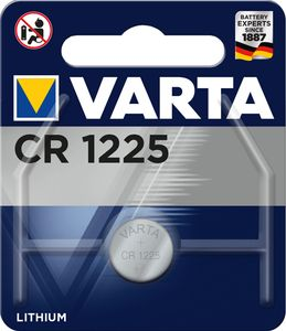 VARTA 1 electronic CR 1225 (06225101401)