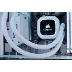 CORSAIR Hydro Series H100i RGB PLATINNUM SE Liquid CPU Cooler (CW-9060042-WW)