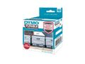 DYMO LW ADRESS LABEL WHITE 25X89MM 1 ROLL A 100 LABELS ACCS