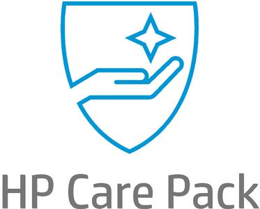 HP Electronic Care Pack Global Next Business Day Hardware Support Post Warranty - Utökat serviceavtal - material och tillverkning - 1 år - på platsen - svarstid: NBD (UB0F6PE)