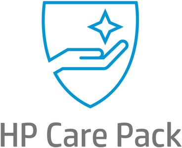 HP Electronic Care Pack Next Business Day Hardware Support for Travelers with Defective Media Retention and Accidental Damage Protection - Utökat serviceavtal - material och tillverkning - 5 år - på plat (UB0A4E)